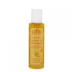 Sanddorn-Massageöl von CMD, 100ml